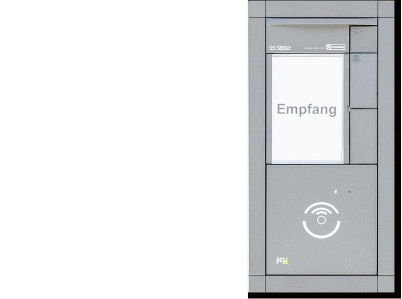 INTUS RFID-Leser für Türsprechanlagen: INTUS 400/700