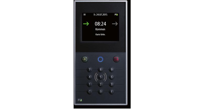 PCS-Zeiterfassungsterminal INTUS 5200