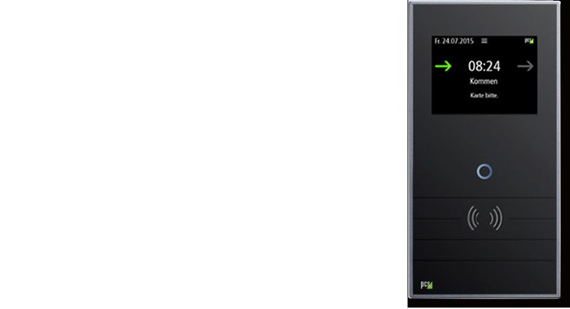 PCS-Zeiterfassungsterminal INTUS 5205