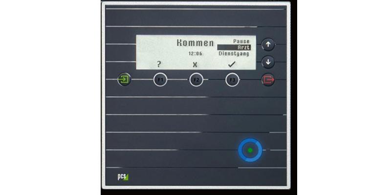 Intus 5320 - PCS-Terminal für Zeiterfassung und Zutrittskontrolle