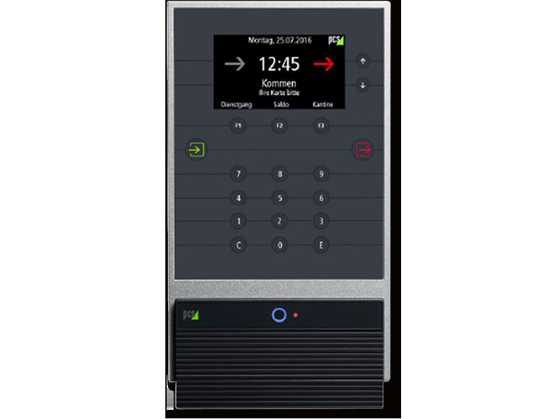 Intus 5540 - PCS-Terminal für Zeiterfassung und Zutrittskontrolle