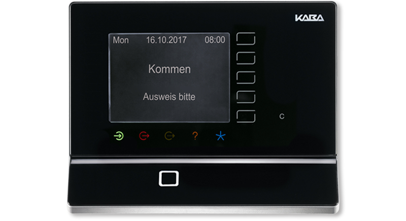 KABA-Zeiterfassungsterminal B-web 93 40