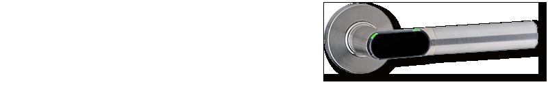PegaSys eHandle / elektronischer Türdrücker - PegaSys Schließsysteme