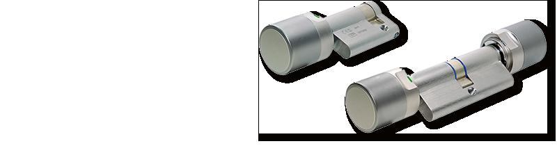 PegaSys Elektronische Schließzylinder der Reihe 3.1 - PegaSys Schließsysteme