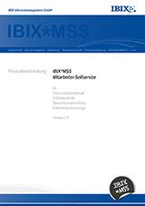 IBIX'MSS Produktbeschreibung 2.9