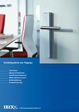 IBIX PegaSys-Flyer - Schließsysteme von PegaSys